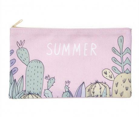 Kozmetička torbica Summer Cactus Wide