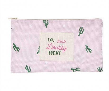 Kozmetička torbica You Look Lovely Today