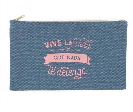 Kozmetička torbica Viva La Vida Wide