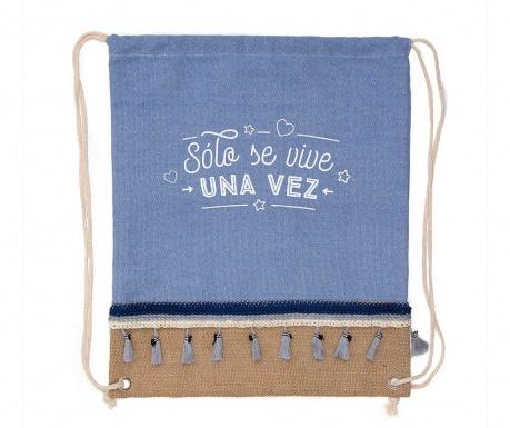 Ruksak tipa vreće Solo Se Vive Una Vez