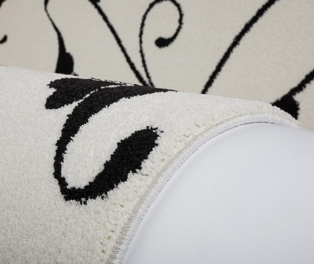 Tepih My Black and White Blanca 120x170 cm