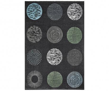 Koberec My Bronx Anthracite Dots