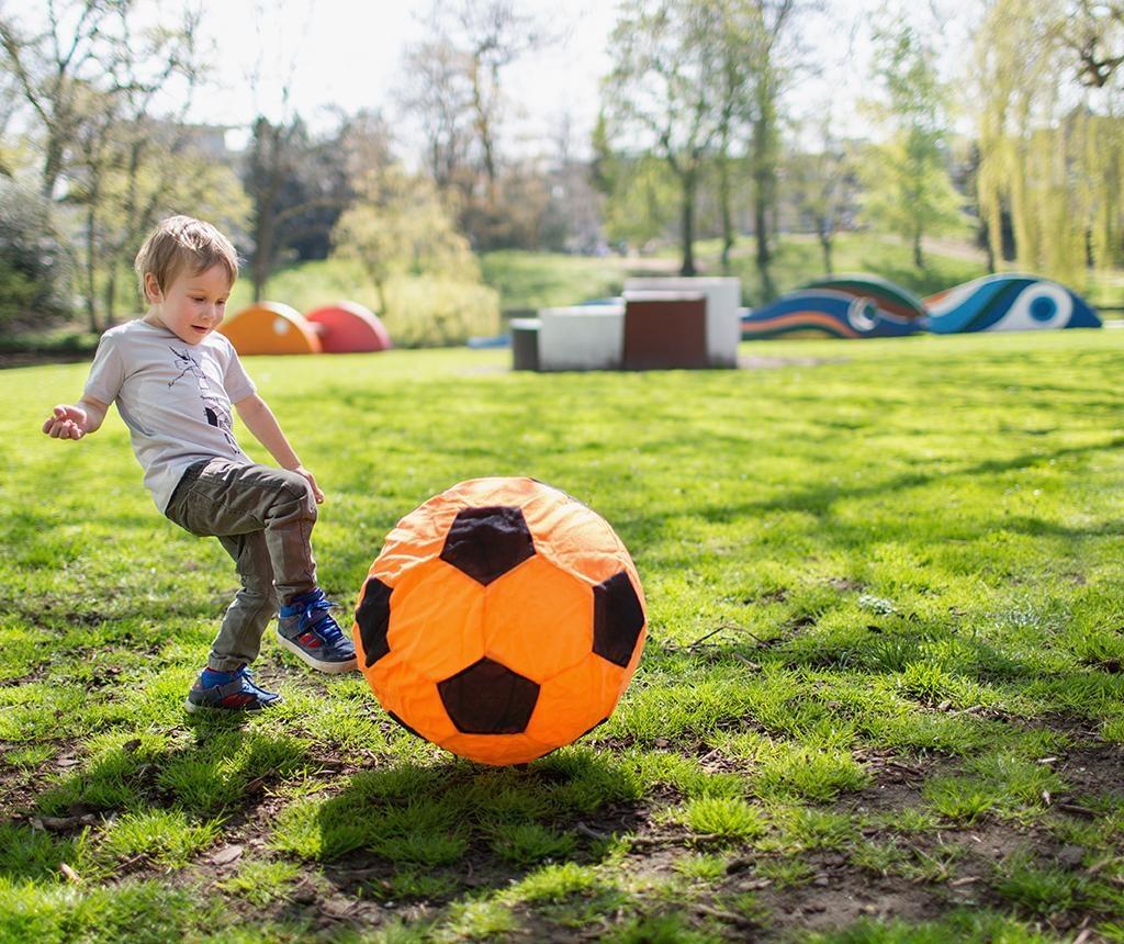 Minge gonflabila Giant Football