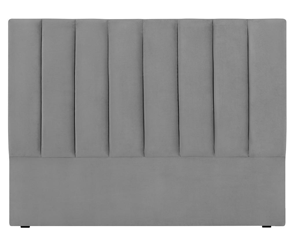 Tablie de pat Adon Light Grey 200 cm