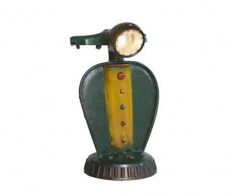 Vespa Scooter Lámpa