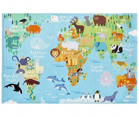 Preproga My Torino Kids Map 120x170 cm