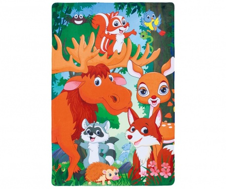 Tepih My Fairy Tale Forest 100x150 cm