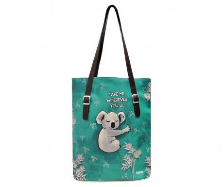 Τσάντα Koala Hug