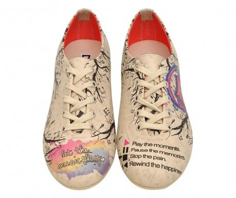 Ženske cipele Let The Music Play