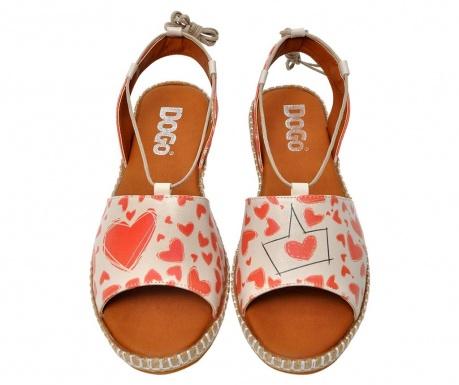 Ženske sandale Sending Love