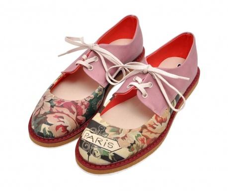 Γυναικεία παπούτσια Vintage Flowers