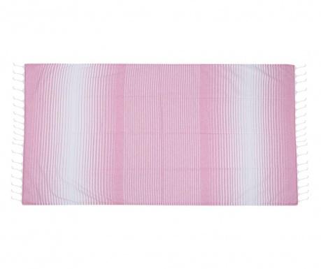 Πετσέτα παραλίας Gok Pink 100x180 cm
