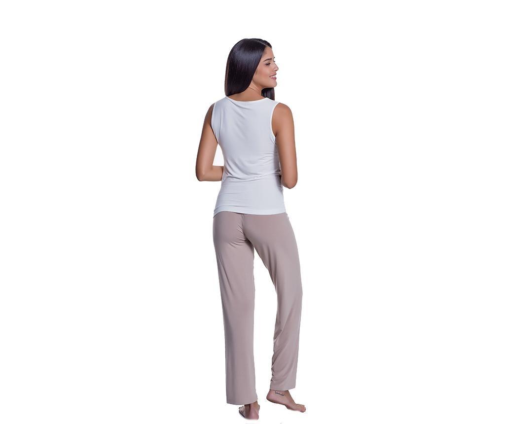 Set pijama si halat de casa dama Sheila Mink S