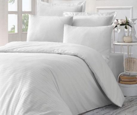 Спално бельо King Satin Supreme Line White