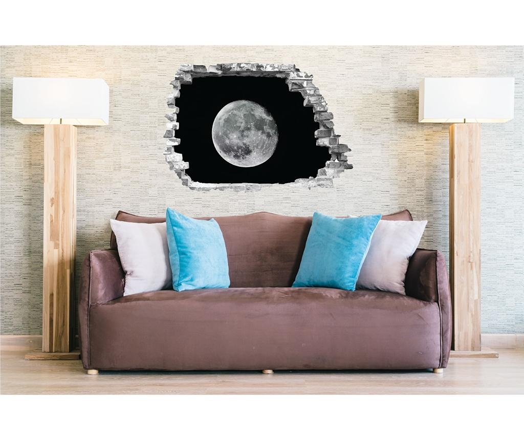 Стикер 3D La Lune