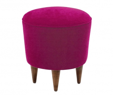 Taboret Norva Pink
