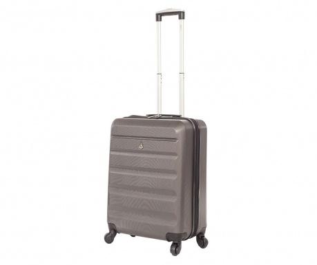 Cestovní kufr na kolečkách Adelaide Charcoal