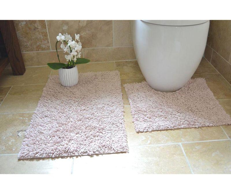 Комплект 2 килима за баня Ivo Pink