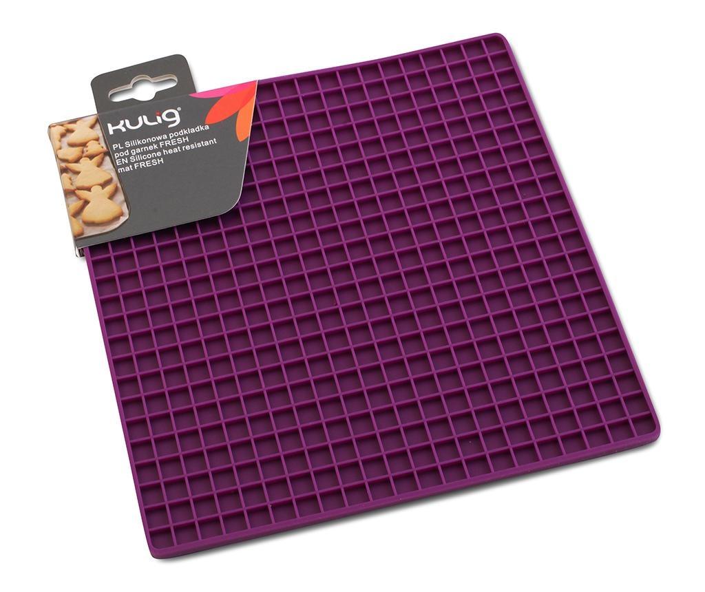 Подложка за горещи съдове Garnek Purple
