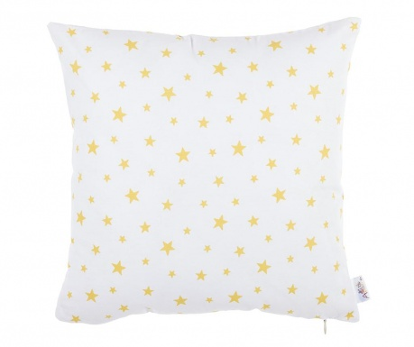 Prevleka za blazino Sky Star White and Yellow 35x35 cm