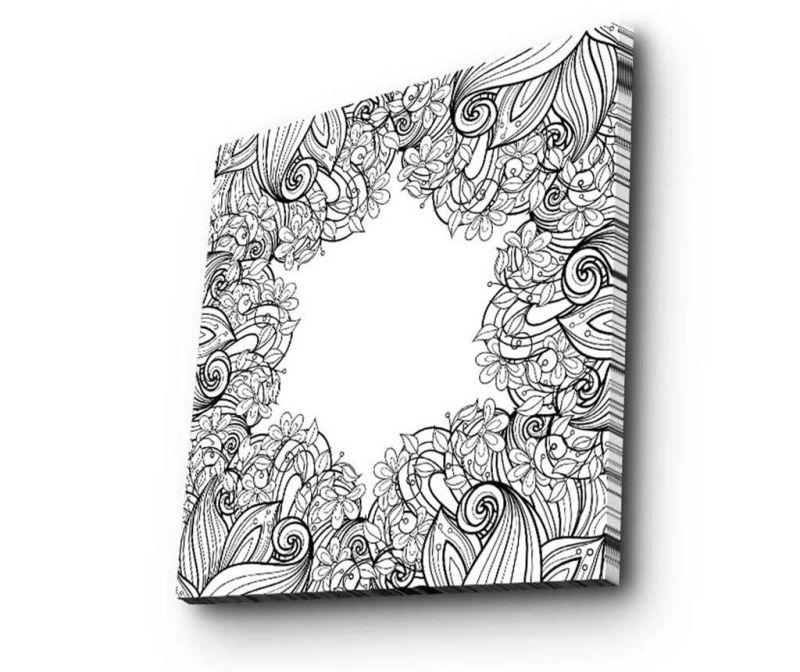 """""""Naredi sam"""" slika Mavis 45x45 cm"""