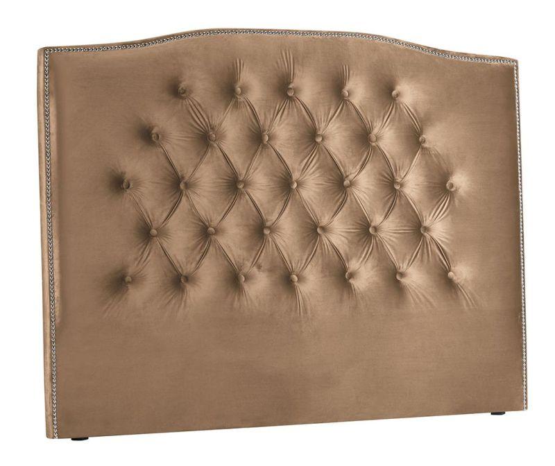 Tablie de pat Cloves Golden Beige 140 cm