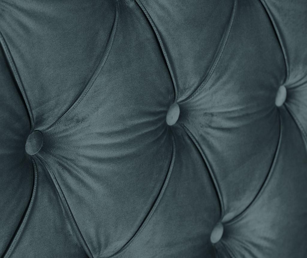 Tablie de pat Cloves Deep Petrol 180 cm