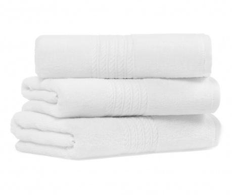 Sada 2 uterákov Providence White