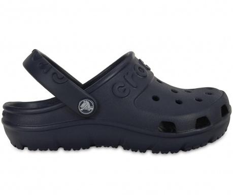 Otroške cokle Crocs Hilo Navy 19-20