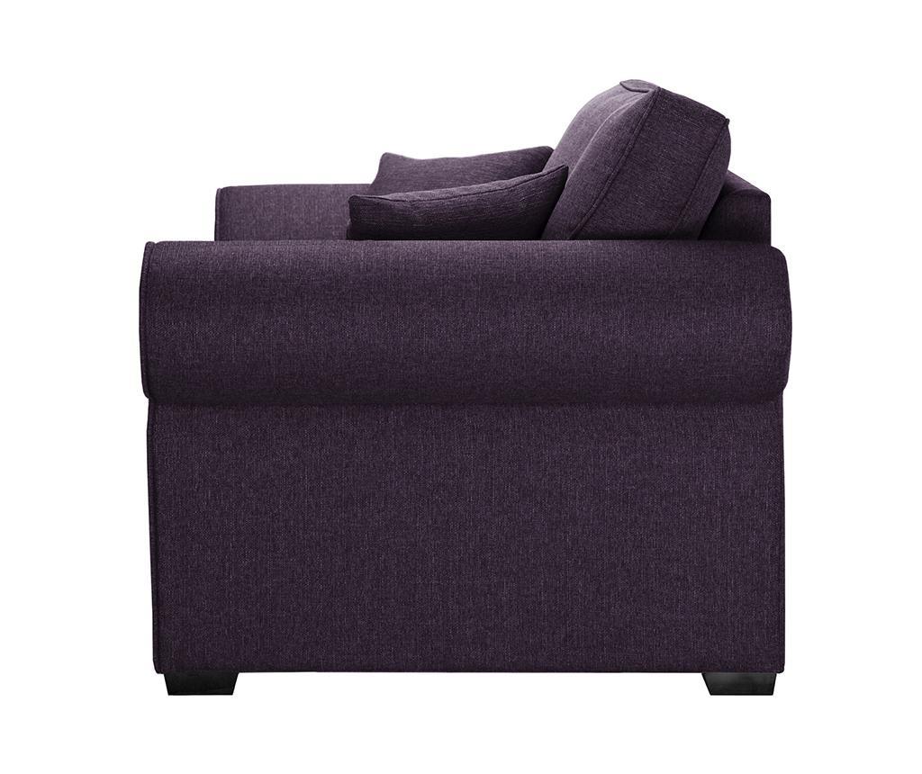Ivy Violet Kétszemélyes kihúzható  kanapé