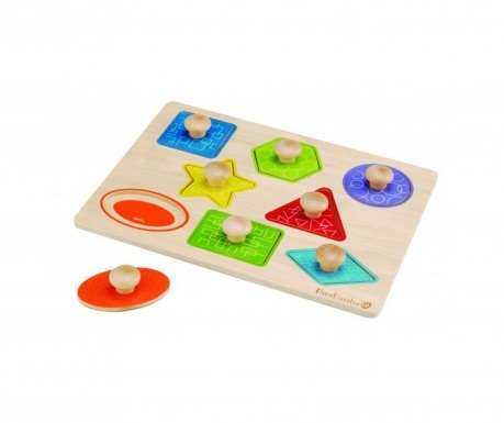 Pull Out 9 darabos Puzzle típusú játék
