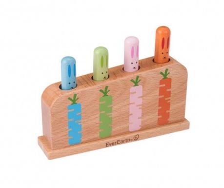Pop Up Bunny Ügyességi játék