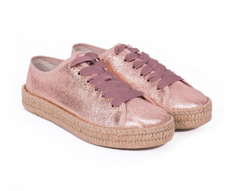 Γυναικεία πάνινα παπούτσια Sparks Rose