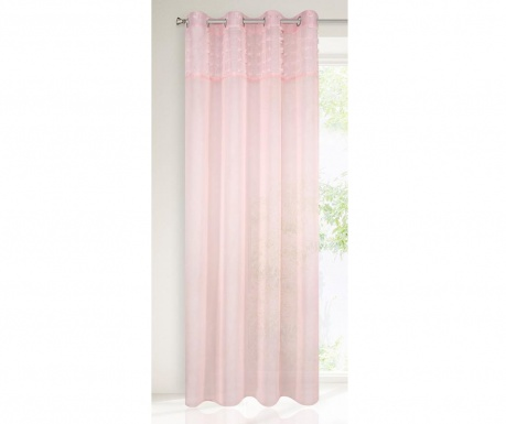 Záclona Yasmin Rose 135x250 cm