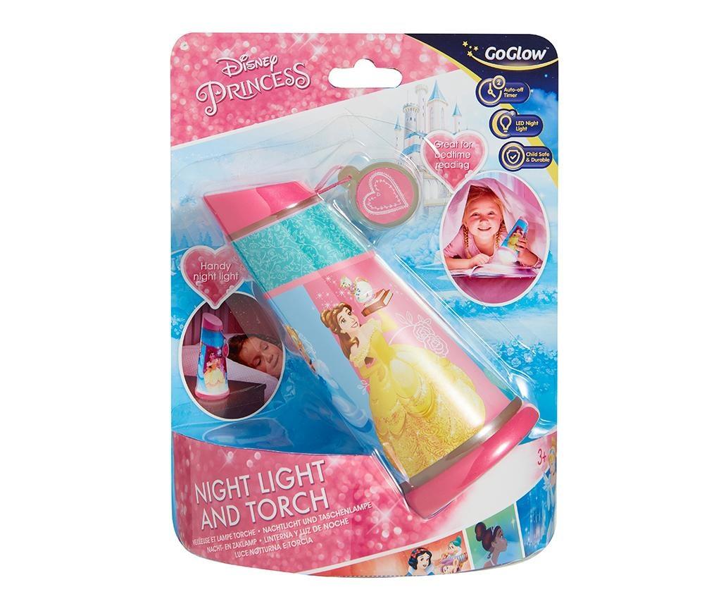 Nočna svetilka Disney Princess