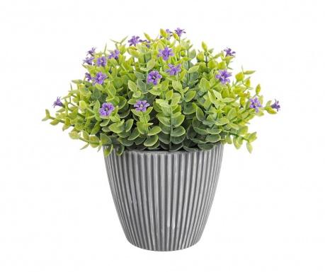 Umělé květiny v květináči Radioso Purple