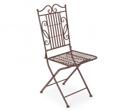 Venkovní skládací židle Melanie Brown