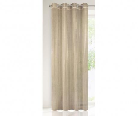 Záclona Abigail Beige 140x250 cm