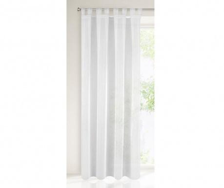 Záclona Caroline White 140x250 cm