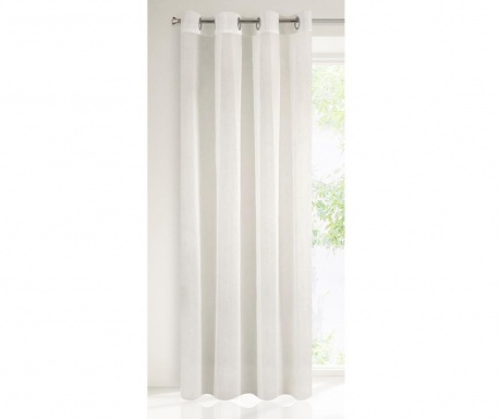 Záclona Misty Cream 140x250 cm