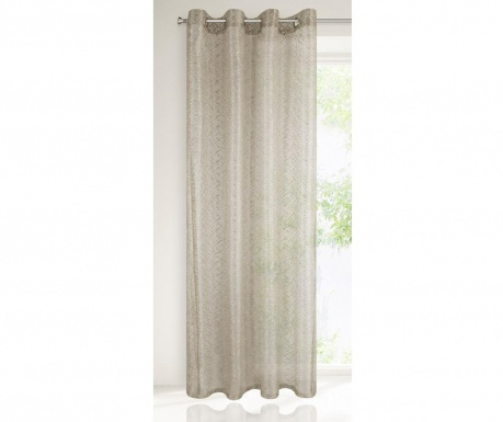 Záclona Amanda Beige 140x250 cm