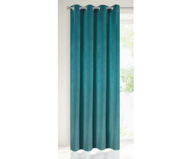 Tycjan Turquoise Sötétítő 140x250 cm