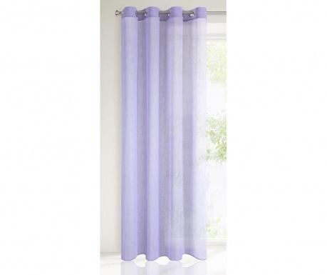 Záclona Ester Purple 140x250 cm