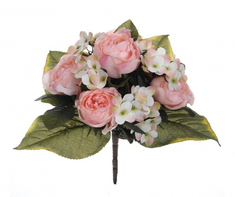 Kytice z umělých květin Peony