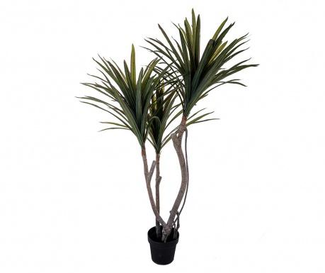 Umělá rostlina v květináči Dragon Tree