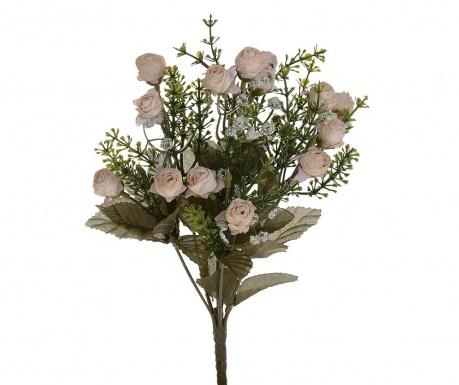 Kytica umelých kvetov Little Roses Beige