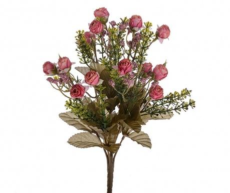 Kytice z umělých květin Little Roses Mauve