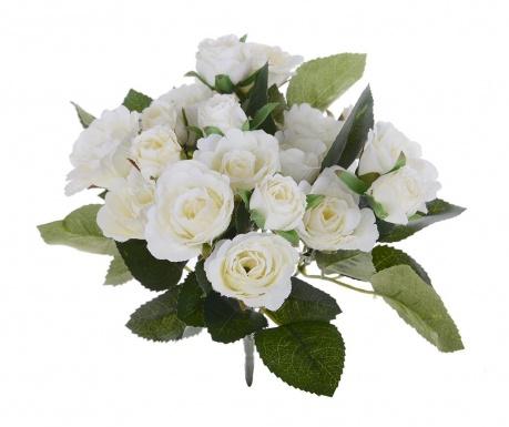 Kytice z umělých květin Roses Cream
