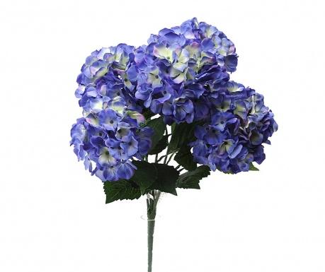 Bukiet sztucznych kwiatów Hydrangea Blue