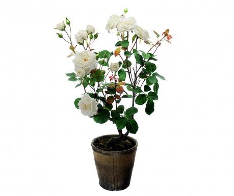 Umělá květina v květináči Roses Pot